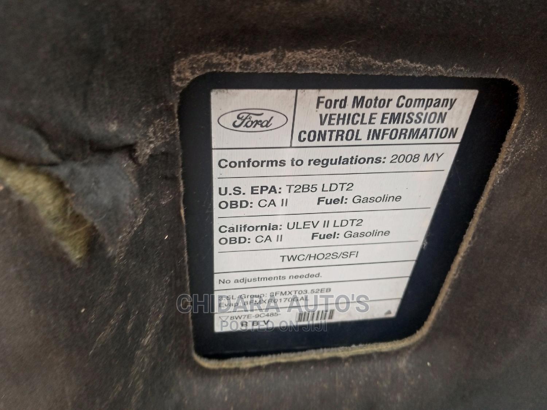 Archive: Ford Edge 2008 Black