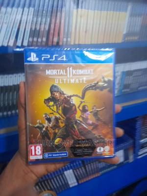 Ps4 MK 11 Ultimate | Video Games for sale in Lagos State, Ikeja