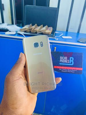 New Samsung Galaxy S7 32 GB Gold   Mobile Phones for sale in Imo State, Owerri
