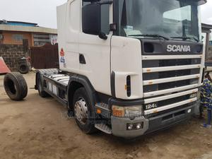 Tractor Head Scania 6tyres   Heavy Equipment for sale in Lagos State, Amuwo-Odofin