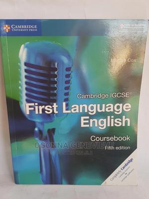 Cambridge IGCSE First Language English | Books & Games for sale in Lagos State, Yaba