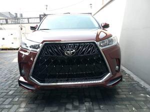 Complet Upgrade Kit LEXUS FACE Front an Bak Highlander 2019 | Automotive Services for sale in Lagos State, Ikeja