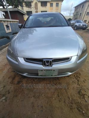 Honda Accord 2005 2.4 Type S Gray | Cars for sale in Lagos State, Isolo