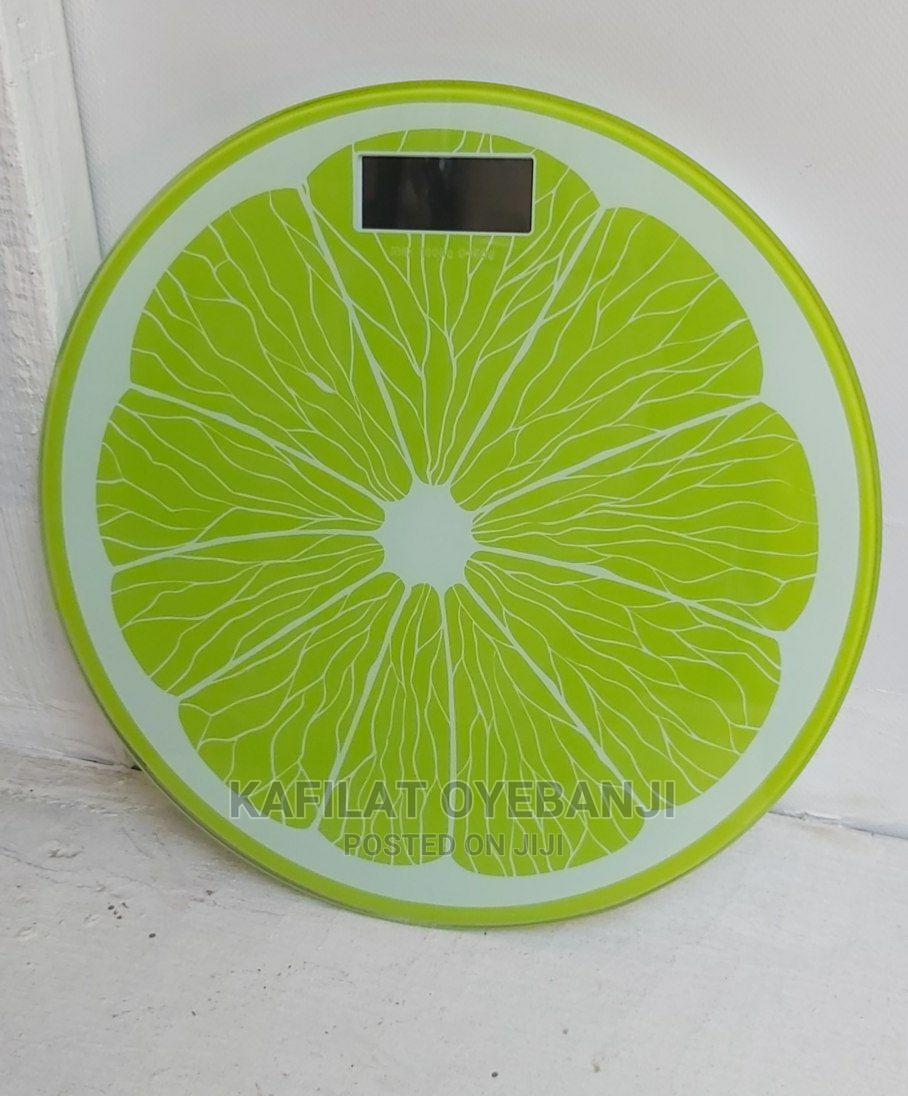 Lemon Digital Personal Scale