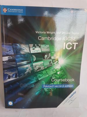 Cambridge Igcse ICT | Books & Games for sale in Lagos State, Yaba