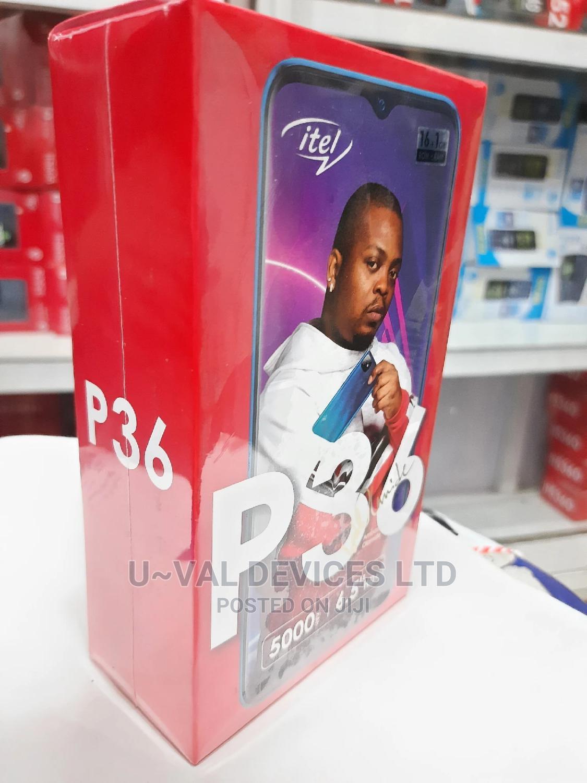 New Itel P36 16 GB Blue   Mobile Phones for sale in Ikeja, Lagos State, Nigeria