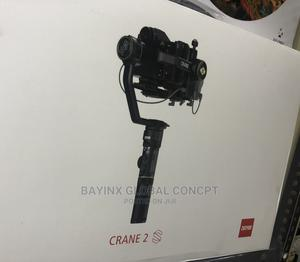 Zhiyun Crane 2S 3-Axis Handheld Gimbal Stabilizer   Accessories & Supplies for Electronics for sale in Lagos State, Ikeja