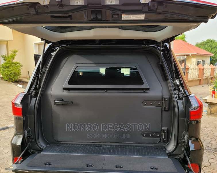 New Lexus LX 2021 Black | Cars for sale in Lekki, Lagos State, Nigeria