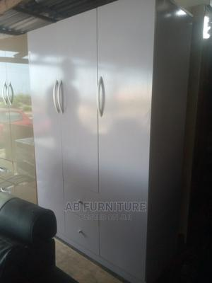 Moveable Wardrobe 4/6 | Furniture for sale in Lagos State, Ibeju