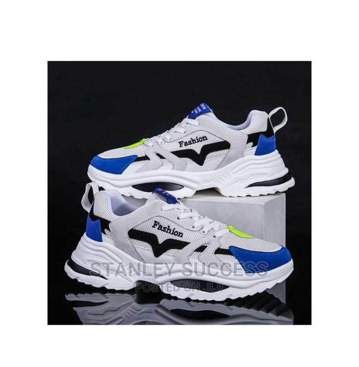 Popular Men Sport Shoes Comfortable Sneakers for Men | Shoes for sale in Ikoyi, Lagos State, Nigeria