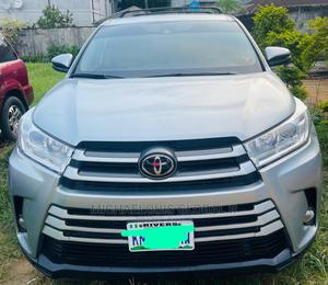 Toyota Highlander 2019 LE Silver   Cars for sale in Rivers State, Port-Harcourt