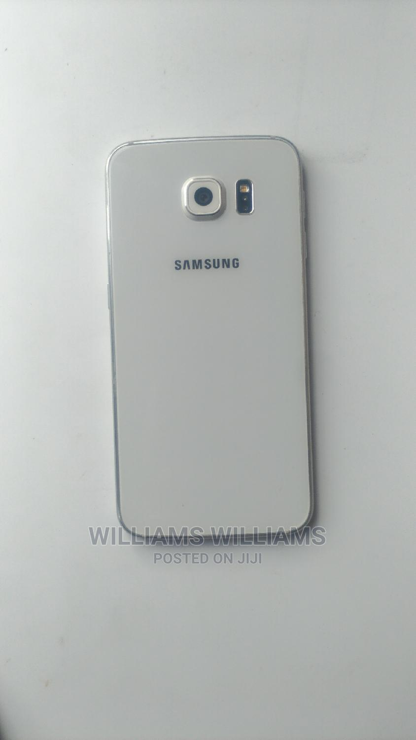 Samsung Galaxy S6 32 GB White   Mobile Phones for sale in Apapa, Lagos State, Nigeria