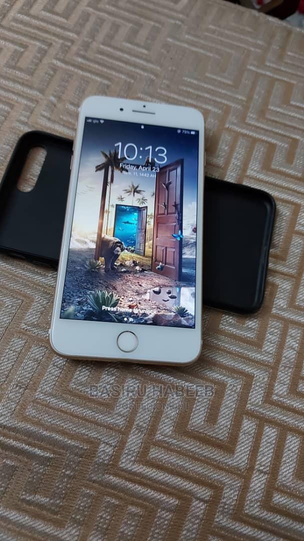 Apple iPhone 7 Plus 32 GB Gold   Mobile Phones for sale in Lugbe District, Abuja (FCT) State, Nigeria