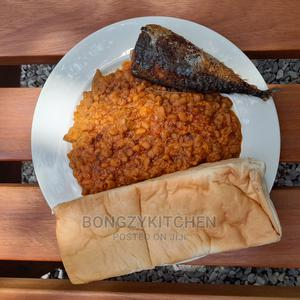 Beans With Fresh Agege Bread and Fried Fish   Meals & Drinks for sale in Abuja (FCT) State, Garki 2