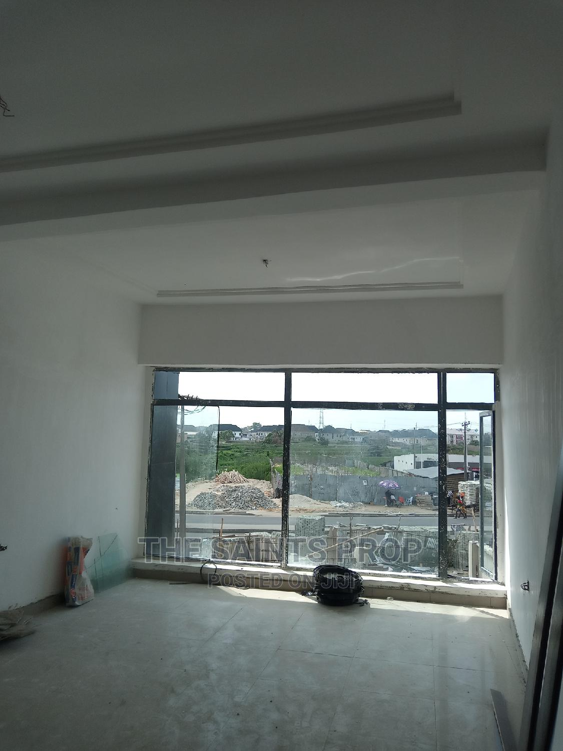 A Space for Office at Addo Road. Upstairs   Commercial Property For Rent for sale in Ado / Ajah, Ajah, Nigeria
