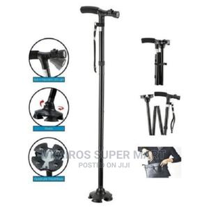 New Folding Walking Stick-Trusty Cane With Built in Light   Tools & Accessories for sale in Lagos State, Surulere