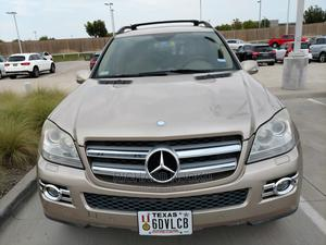 Mercedes-Benz GL Class 2007 GL 450 Gold | Cars for sale in Lagos State, Maryland