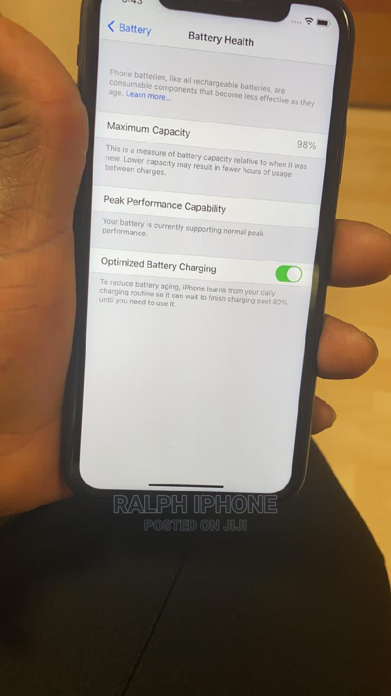Apple iPhone XR 128 GB Black | Mobile Phones for sale in Ikotun/Igando, Lagos State, Nigeria