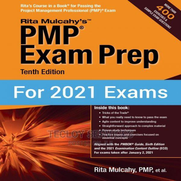 Rita PMP Certification Exam Prep Guide Tenth Edition