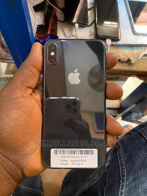 Apple iPhone X 64 GB Black | Mobile Phones for sale in Oyo State, Ibadan