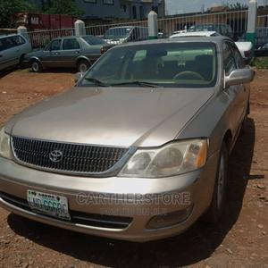 Toyota Avalon 2002 XL W/Bucket Seats Gold | Cars for sale in Oyo State, Ibadan