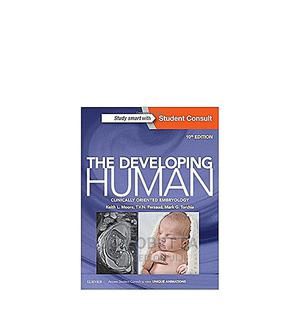 The Developing Human 10th Edition by Keith L.Moore | Books & Games for sale in Lagos State, Lagos Island (Eko)