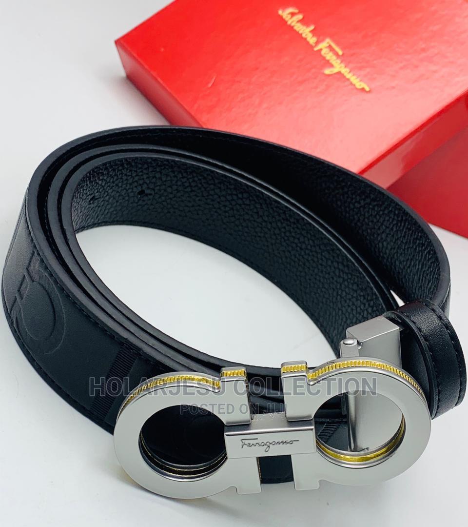 Quality Ferragamo Belt