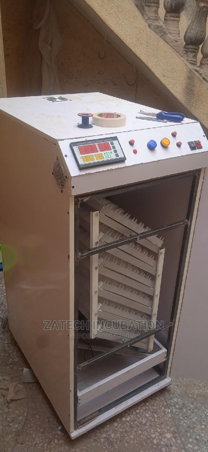 Automatic Gas and Electric Eggs Incubator Machine | Farm Machinery & Equipment for sale in Kano Municipal, Kano State, Nigeria