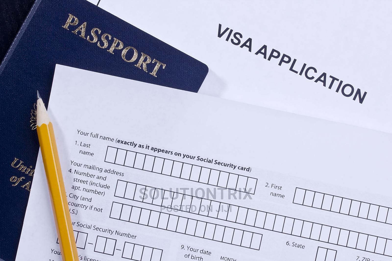 Archive: 100% Assured 3 Month USA Visa in 5 Days