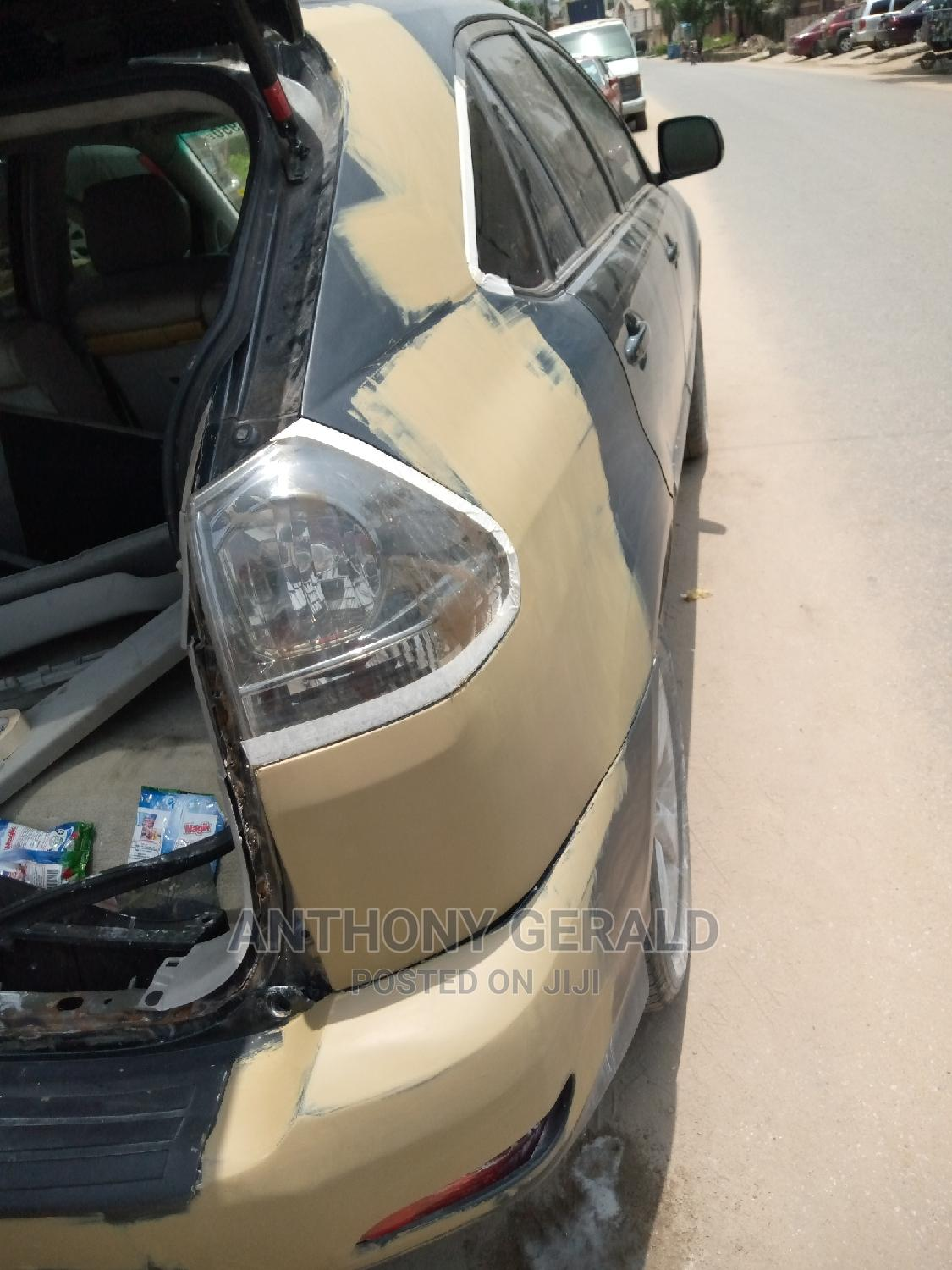 Oven Baked Car Spray Painting / Panel Beating Work Shop | Automotive Services for sale in Gbagada, Lagos State, Nigeria