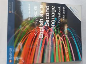 Cambridge IGCSE English as a Second Language Coursebook | Books & Games for sale in Lagos State, Yaba