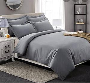 Ash Colour Duvet, Bedspread and 4 Pillowcases   Home Accessories for sale in Lagos State, Ikeja