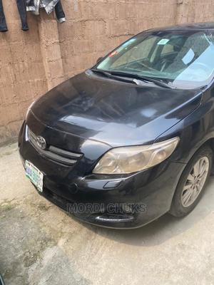Toyota Corolla 2010 Black   Cars for sale in Lagos State, Ajah