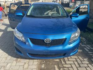 Toyota Corolla 2009 1.8 Advanced Blue | Cars for sale in Lagos State, Lekki