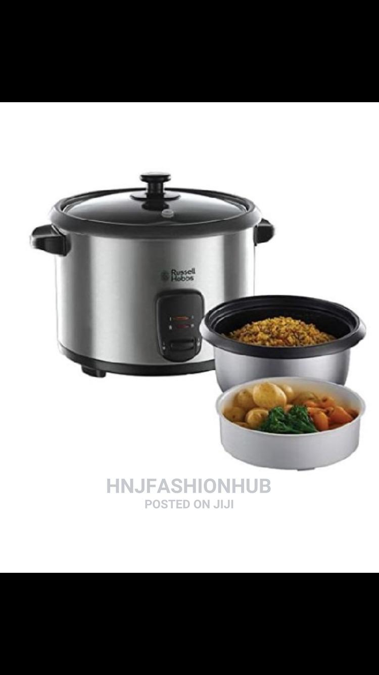 Archive: Russel Hobbs Rice Cooker