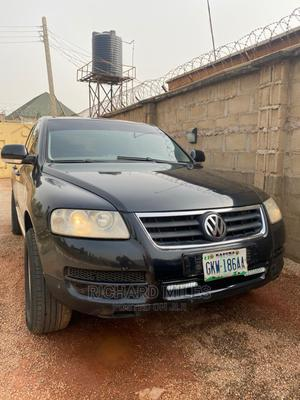 Volkswagen Touareg 2009 Black | Cars for sale in Abuja (FCT) State, Central Business Dis