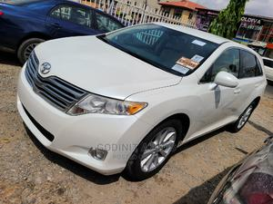 Toyota Venza 2010 AWD White   Cars for sale in Lagos State, Ojodu