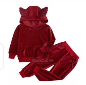Hooded 2pcs Jogger   Children's Clothing for sale in Lagos State, Surulere