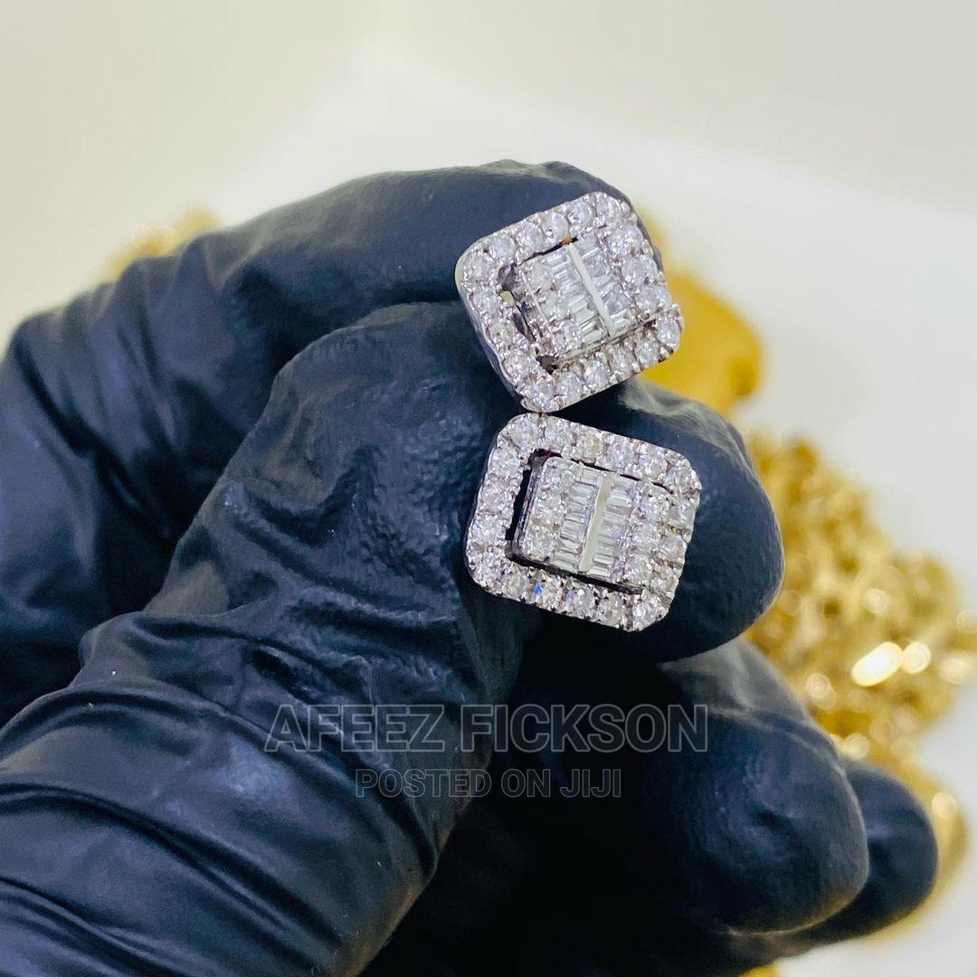 Originally Real Diamond Earrings
