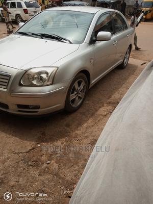 Toyota Avensis 2007 Silver   Cars for sale in Enugu State, Enugu