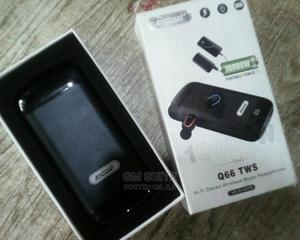 Power Bank With Two Earpods   Accessories for Mobile Phones & Tablets for sale in Rivers State, Port-Harcourt