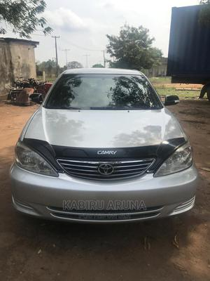Toyota Camry 2003 Silver | Cars for sale in Ogun State, Sagamu