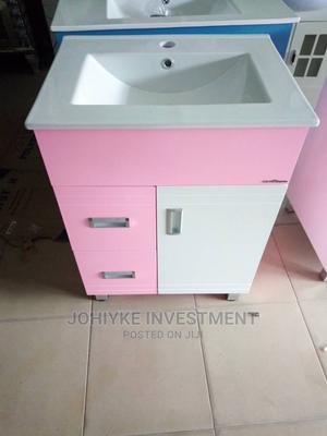 Very Simple and Smart Toilet and Dining Cabinet Wash Basin   Plumbing & Water Supply for sale in Abuja (FCT) State, Dei-Dei