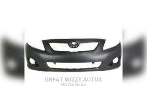 Front Bumper Toyota Corolla 2008   Vehicle Parts & Accessories for sale in Lagos State, Mushin