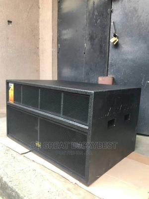 Double Sub   Audio & Music Equipment for sale in Lagos State, Ojo