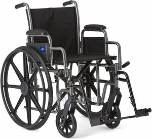 Hospital Leather Armrest Wheelchair | Medical Supplies & Equipment for sale in Abuja (FCT) State, Kwali