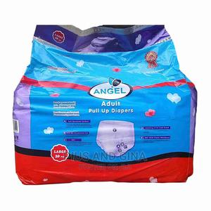 Angel Adult Unisex Pull Up Diaper X 20 Counts | Sexual Wellness for sale in Lagos State, Alimosho