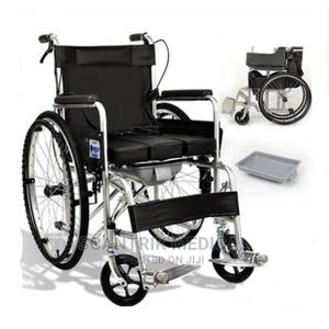 Original Lightweight Folding Manual Wheelchair | Medical Supplies & Equipment for sale in Abuja (FCT) State, Kubwa