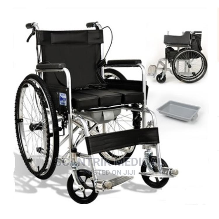 Original Lightweight Folding Manual Wheelchair