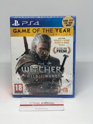 The Witcher 3: Wild Hunt | Video Games for sale in Lagos State, Ikeja